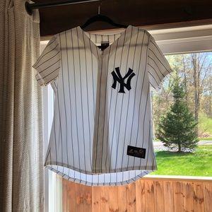 Yankees Pin Stripe Jersey